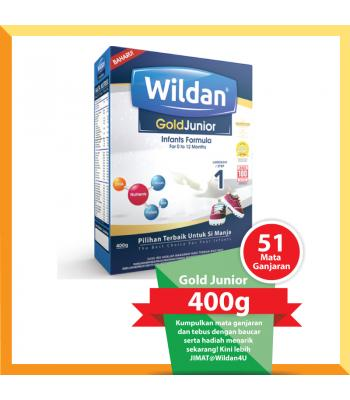 WALADUN Junior @ WILDAN Gold Junior (400g)